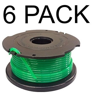 Replacement Trimmer Spool For Black And Decker Gh3000 Afs