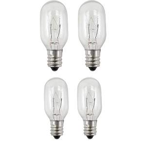 Replacement Bulb For Conair Lighted Incandescent Mirror 4 Pack