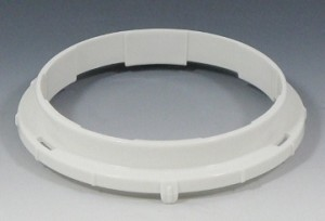 Presto 02970 Salad Shooter Professional Parts Retainer Ring 31275