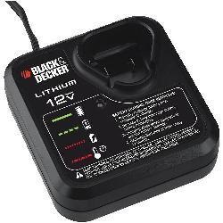 Black Amp Decker Drill Driver Ldx112c 12 Volt Lithium