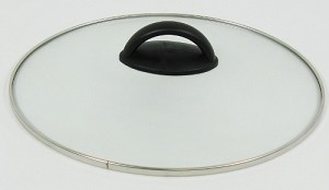 Rival SCV401-TR Crock Pot Replacement Oval Glass Lid