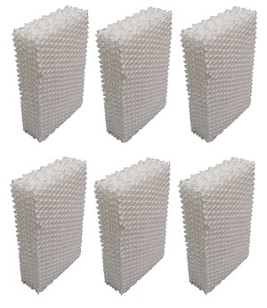 6 Humidifier Filters for Hamilton Beach 05510