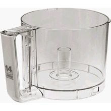 Cuisinart PowerPrep Plus 14 Cup Food Processor Replacement Work Bowl DLC-2014N