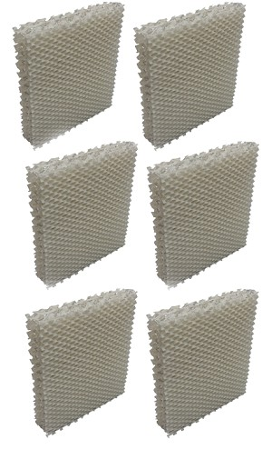 6 Sunbeam SCM2401, SCM2412, SCM2400 Humidifier Filters