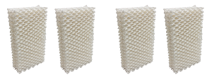 4 Humidifier Filters for Essick Air Emerson MoistAir HDC-411