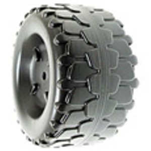 Fisher Price Power Wheels Jeep Wrangler Wheel Tire B7659-2459