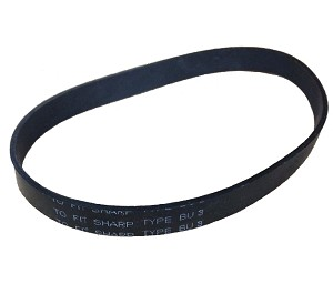 Sharp Upright Vacuum Belt Replaces EC-02BU3 Fits Sharp Twin Energy