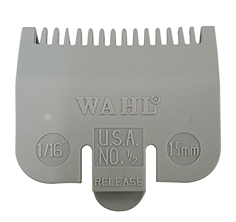 Wahl Professional Color Coded Clipper Guide Comb