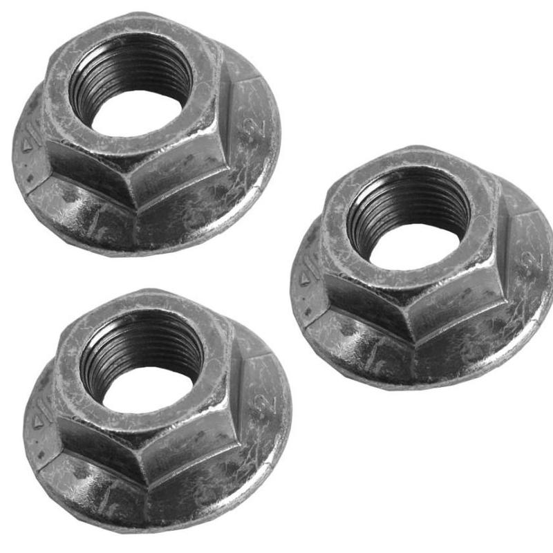 3 Blade Lock Nut for 712-0417 712-0417A 912-0417A MTD