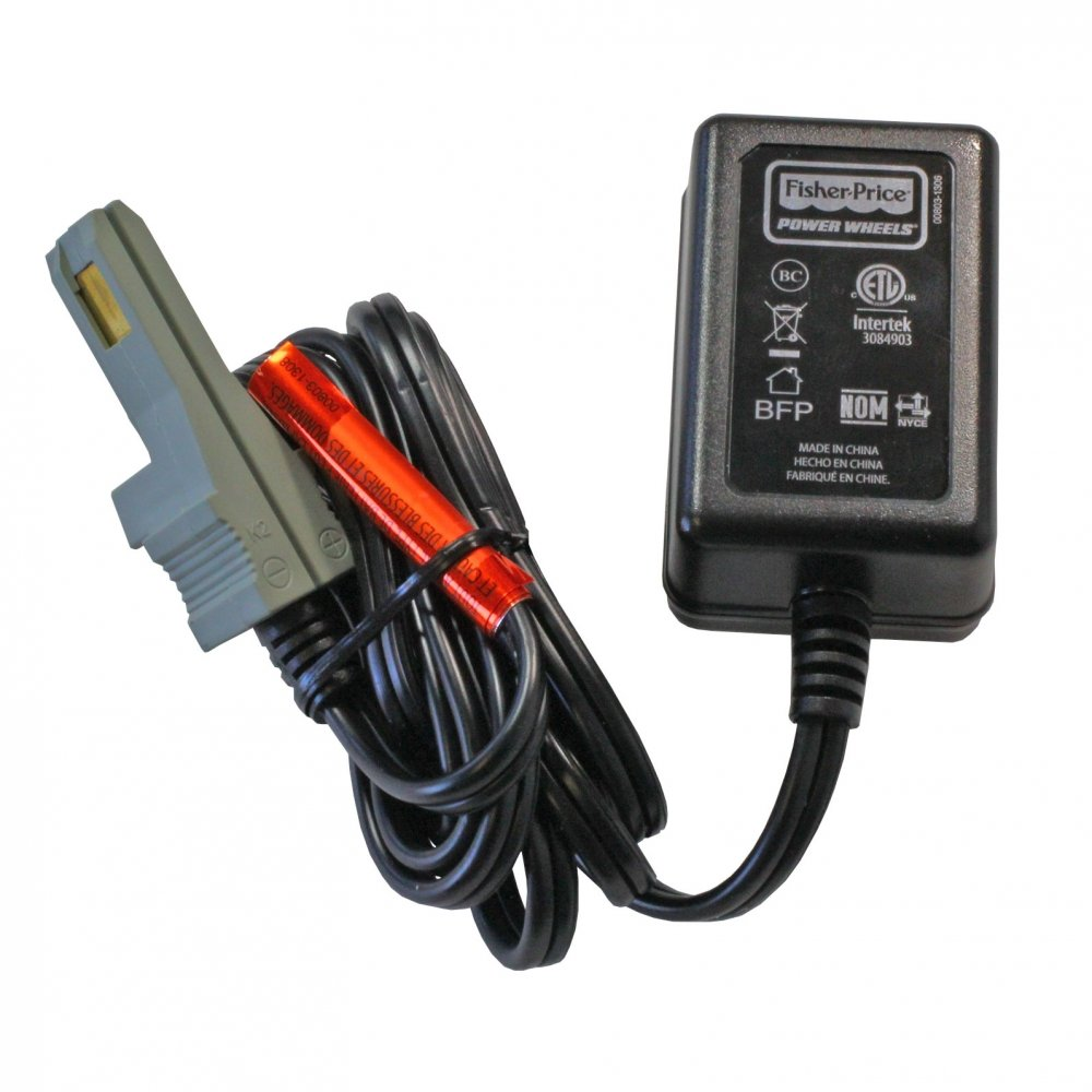 Power Wheels Charger 00801 1778 12 Volt Rechargeable