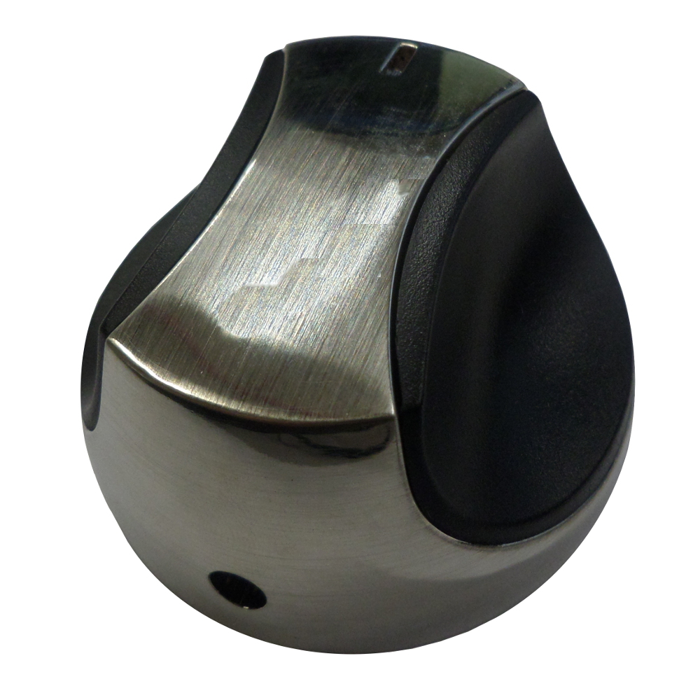 Jenn Air Gas Grill Replacement Nickel Plated Control Knob