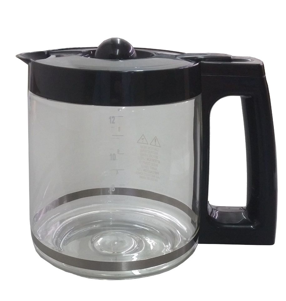 glass coffee maker hamilton 49980z coffee maker 990117800 carafe 12 cup 29294