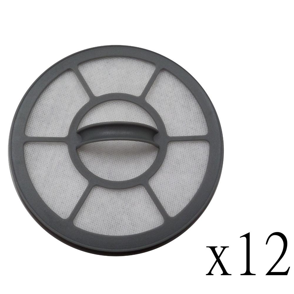 Filter For Eureka Airspeed Exact Pet Vacuum As3001a 12 Pack
