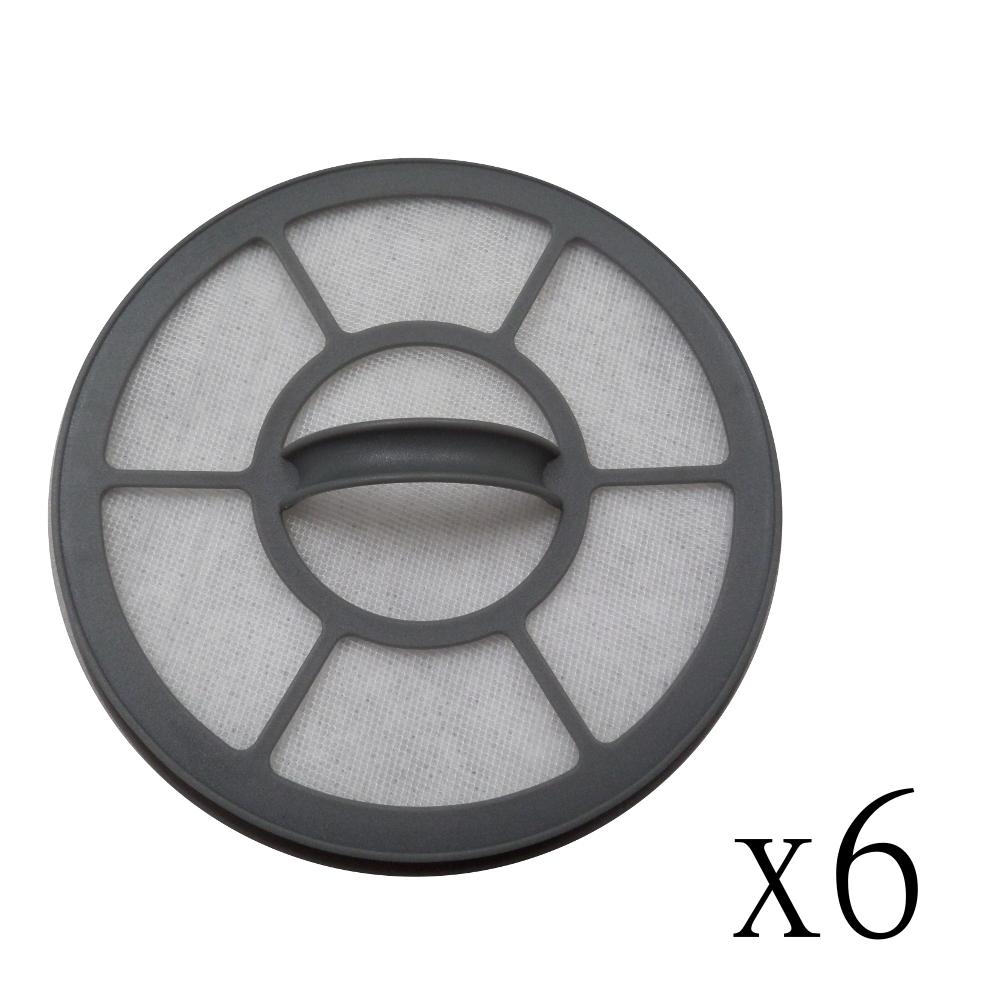 Filter For Eureka Airspeed Exact Pet Vacuum As3001a 6 Pack