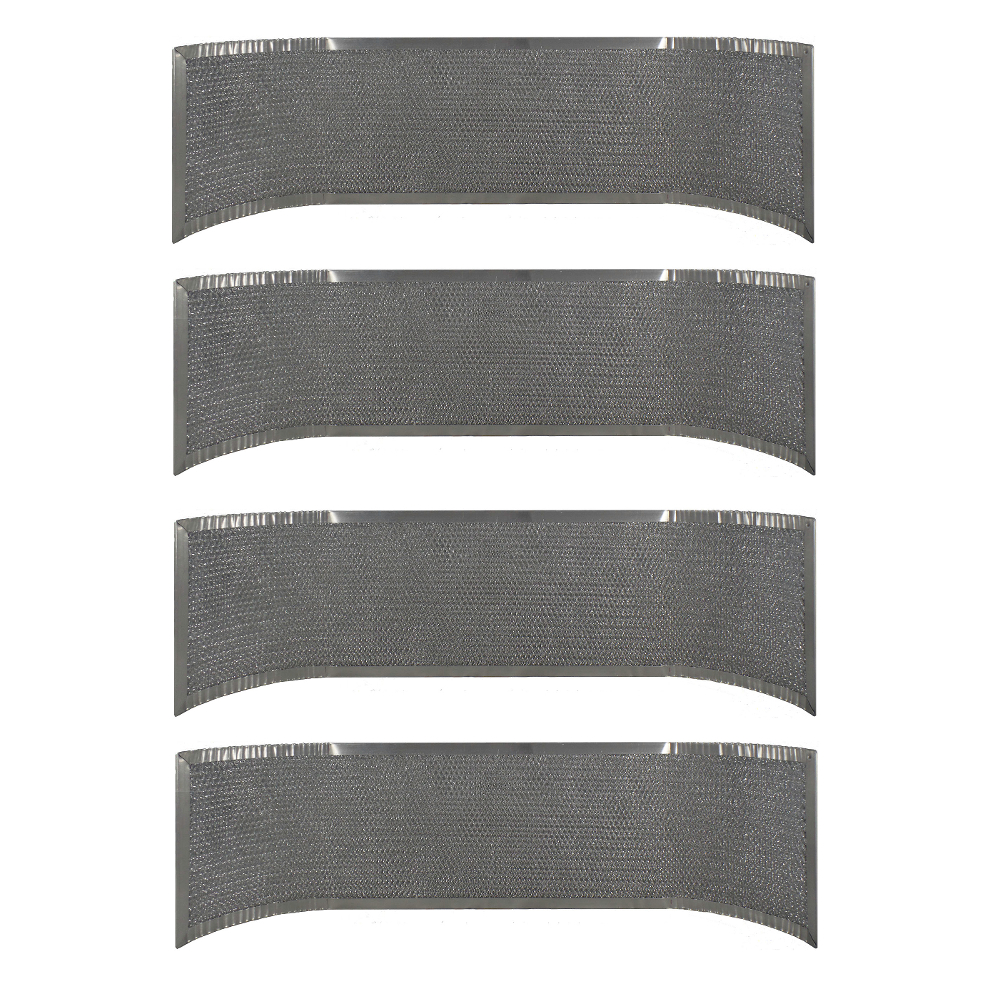 4 Replacement Mesh Range Hood Vent Filter for Thermador 19-19-266 AFF340-W