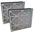 GeneralAire 16x25x5 Merv 8 Furnace Filter Replaces 5FM1625, 2 Pack