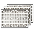 GeneralAire MAC1400 3 Pack Furnace Filter Air Cleaner 16x25x5 Merv 8