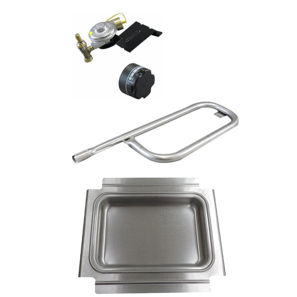 Valve Regulator Weber Baby Q Gas Grill Knob Catch Pan Q100 Q120 Q140 Burner