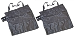 (2 Pack) Black and Decker BV3100 Blower Vacuum Shoulder Bag