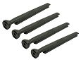 Fire Magic Custom II Barbecue Grills Replacement Burner 4 Pack
