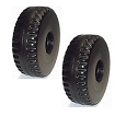 PowerWheels Harley Drive Wheel Replacement Tire 74290-2269 2 Pack