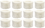 Humidifier Filter for Honeywell HCM-6011G 6011I (12 Pack)