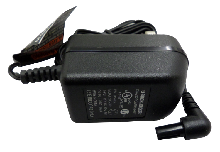 Black And Decker Replacement Battery Charger 90545023