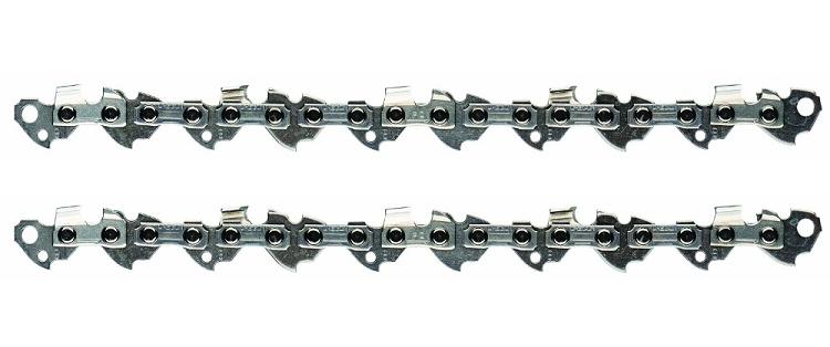 2 Husqvarna Poulan Homelite Compatible 91PX056G Chainsaw Chains
