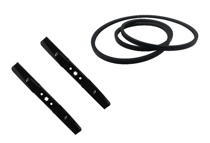 Cub Cadet Deck Belt Blade Kit For Ltx1040 Ltx1042 11101x2