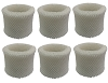 6 Replacement Paper Wick Humidifier Filter for Duracraft Honeywell 17.4