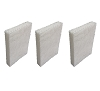 3 Replacement Paper Wick Humidifier Filter for Lasko Cascade 11.8