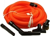 Central Vacuum Garage Kit with 30' Hose and Attachments for Beam