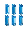 6 Pack Water Sentinel DA29-00020A Water Filter WSS-2 for Samsung