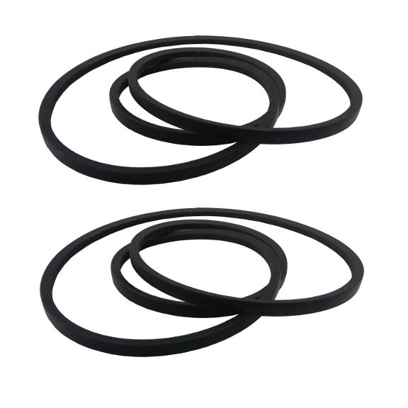 """157 1//2/"""" Deck Belt made w// Kevlar Craftsman Simplicity Snapper 7103789YP 7103789"""