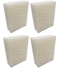 4 Humidifier Filters for Bionaire W6, W7, W9