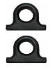 2 Black and Decker Tube Seals for DeVilbiss, Dewalt Compressors
