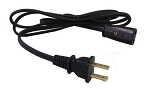 West Bend Wok Replacement Electric Wok Power Cord Replaces P193-74