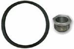 Mirro Replacement Pressure Cooker Canner Gasket & Safety Fuse Kit