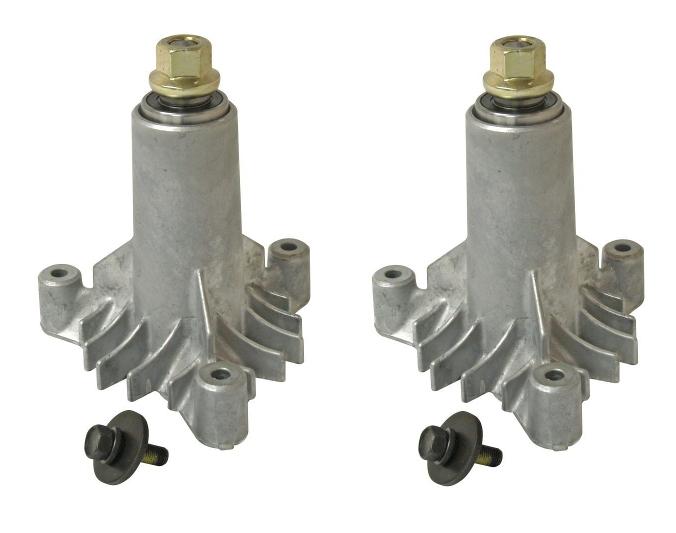 2 AYP 130794 Tractor Deck Spindle Blade Mandrels for Craftsman