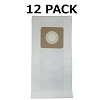 12 Vacuum Bags for Bissell Style 1 & 7, 30861  Microlined