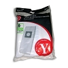 Hoover Allergen Type Y Upright Vacuum Cleaner Bags 4010100Y