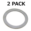 Black & Decker Blender Rubber Gasket Sealing Ring 381227-00, 2 Pack