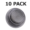 10 Krups 0001435 Replacement Espresso Maker 4 Cup Filter Basket 1435
