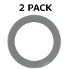 Replacement Rubber Gasket Seal Ring, Fits Cuisinart Blender Blades SPB-456-3 2 Pack