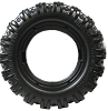 Power Wheels Hurricane Wheel Replacement Tire J4394-2529