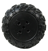 Power Wheels Kawasaki KFX Wheel J8472-2339 Arctic Cat Left Tire