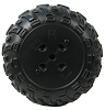 Power Wheels Kawasaki KFX Wheel Arctic Cat Right Tire J8472-2269