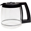 Black Coffee Glass Carafe 12 Cup Cuisinart DGB-500BK, DGB500BK