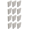 12 Replacement Paper Wick Humidifier Filter for Lasko Cascade 11.8