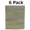 6 Humidifier Filters for Bryant HUMBALBP2417